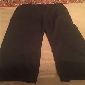 Black pants excellent condition